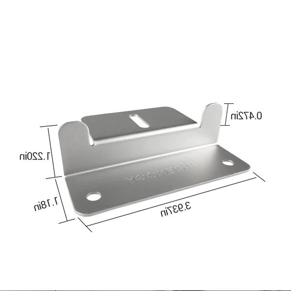 Renogy 2 Sets of Solar Mounting Z Brackets Panel System
