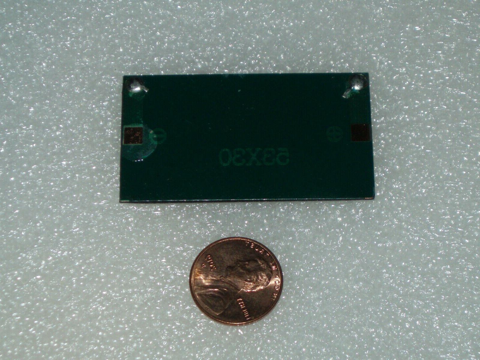 5V 30mA size 53mm x solar panel