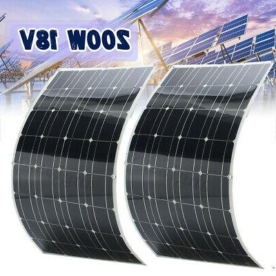 200/240W Solar Panel For Boat US