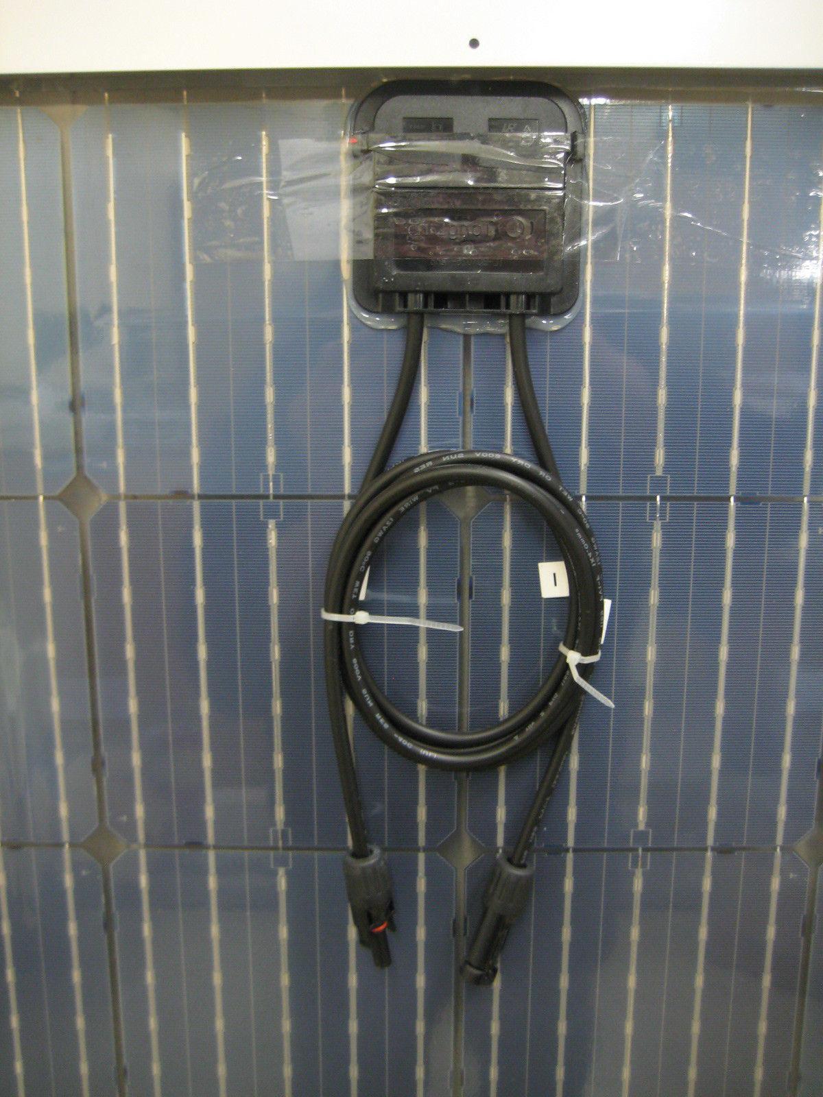 200+25% Solar RV Boat power 12V