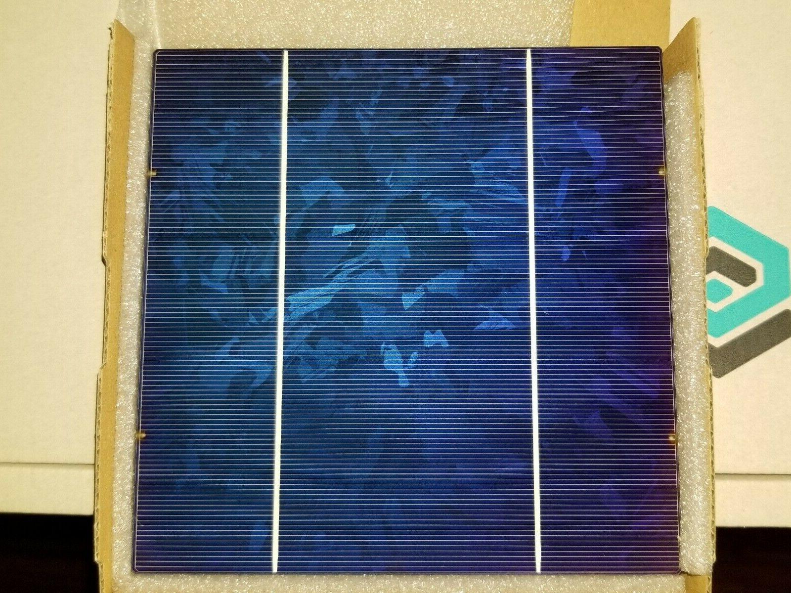 200 solar cells diy panels 6 x