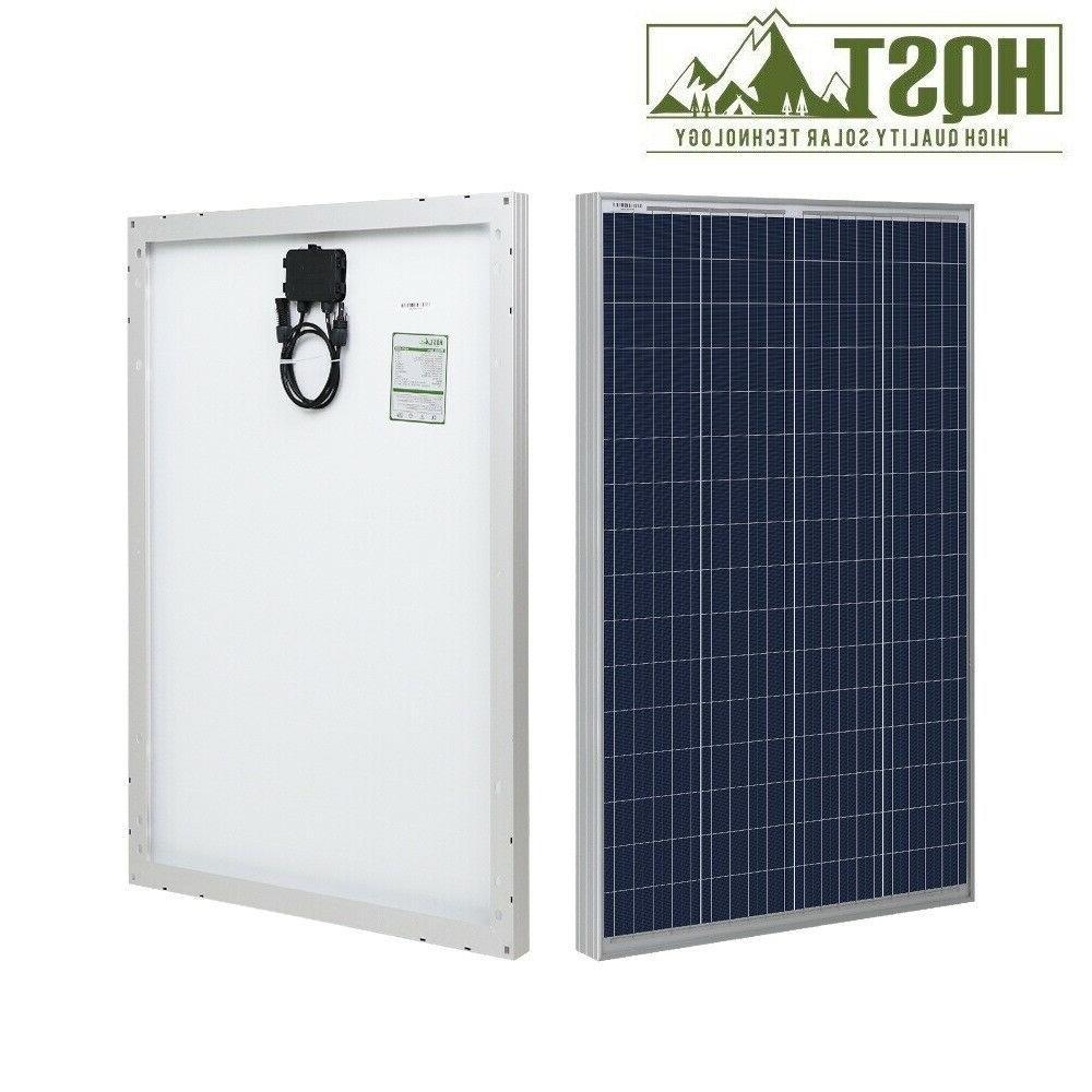 HQST Watt Solar 400W 200W 24V Grid
