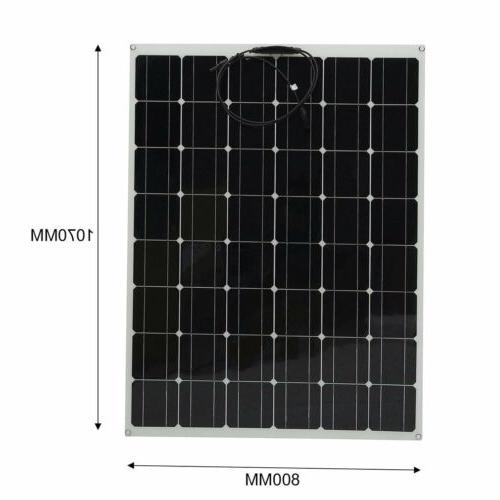 200W 18V Panel Semi-flexible Grid 200 RV