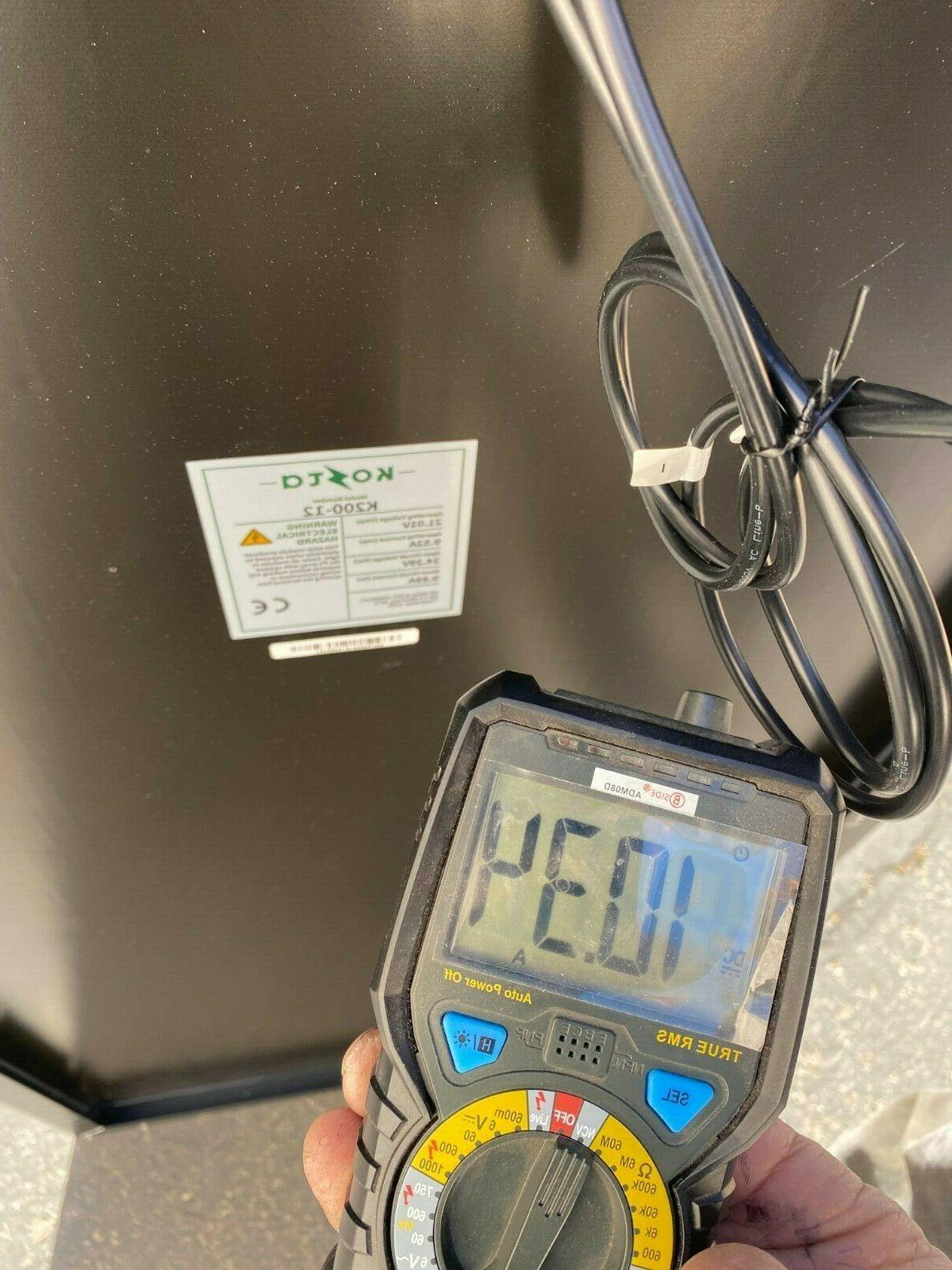 Kosta 200W 200 Solar Battery Monocrystalline