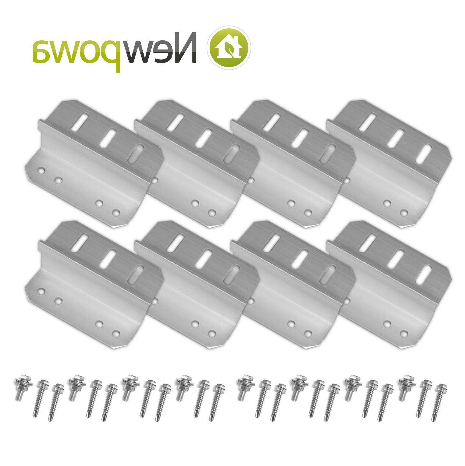 Newpowa 200W Monocystalline Solar charge Kit