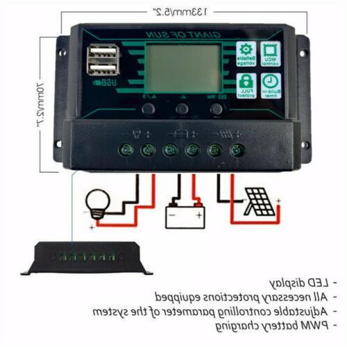 12V battery 10A-100A