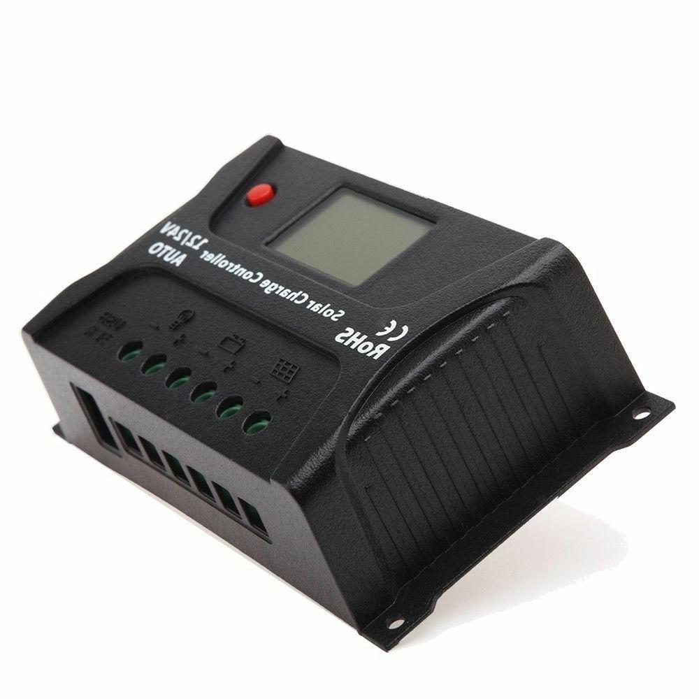 HQST PWM Charge 24V Battery Display