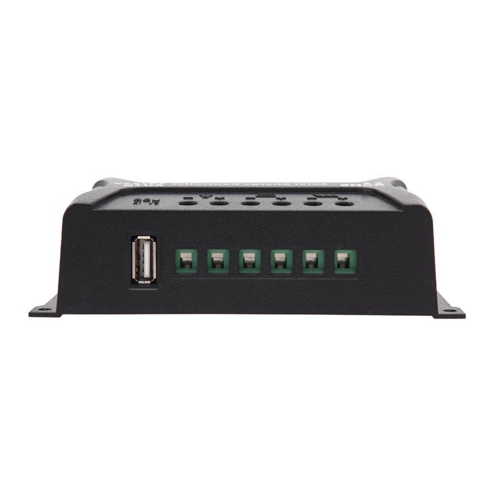 HQST 20A PWM Charge 24V Battery Regulator Display