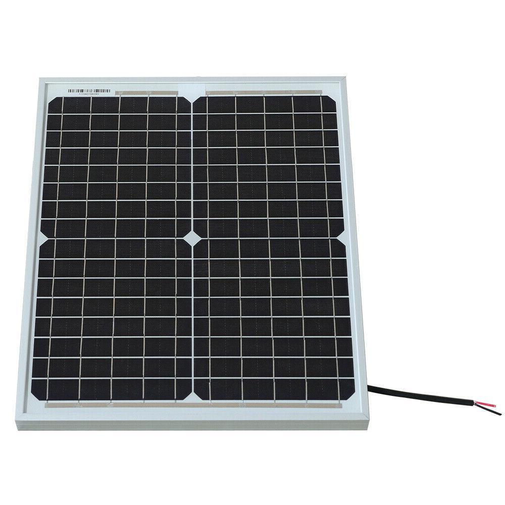 Solar Panel 20 Watt 12 Power