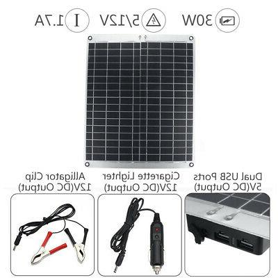 20W/30W/40W Solar Controller Battery