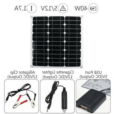 20W/30W/40W Power Controller Battery Charge Outdoor