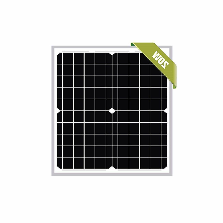 20w monocrystalline 20 watts 12v poly solar