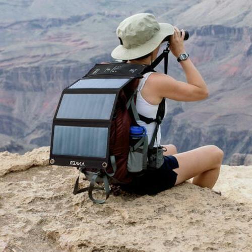 Anker 21W 2-Port Solar for More