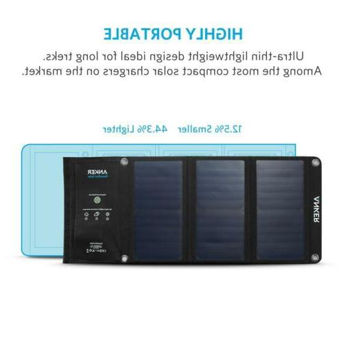 Anker Solar Charger PowerPort for More
