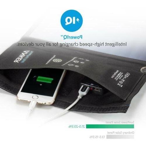 Anker USB Solar Charger PowerPort for More