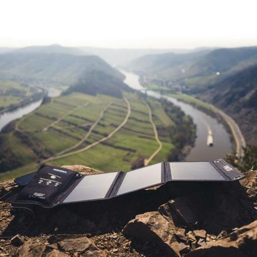 Anker 21W USB Solar Charger for iPhone, More
