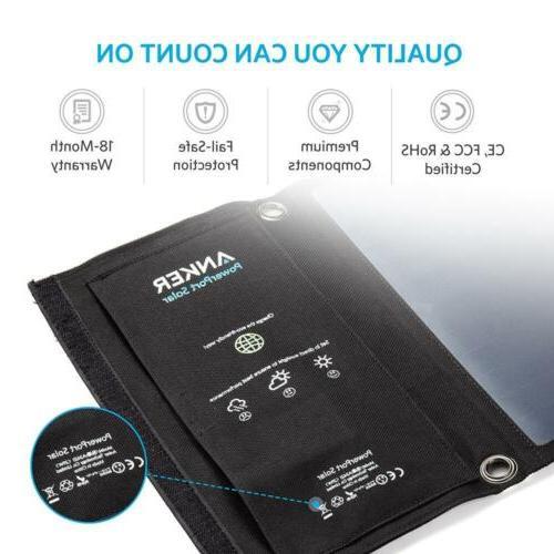 Anker USB Solar Solar for Galaxy More