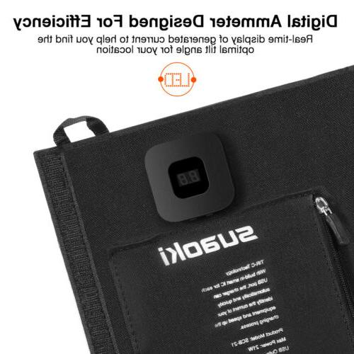 Foldable External TIR-C Bank USB