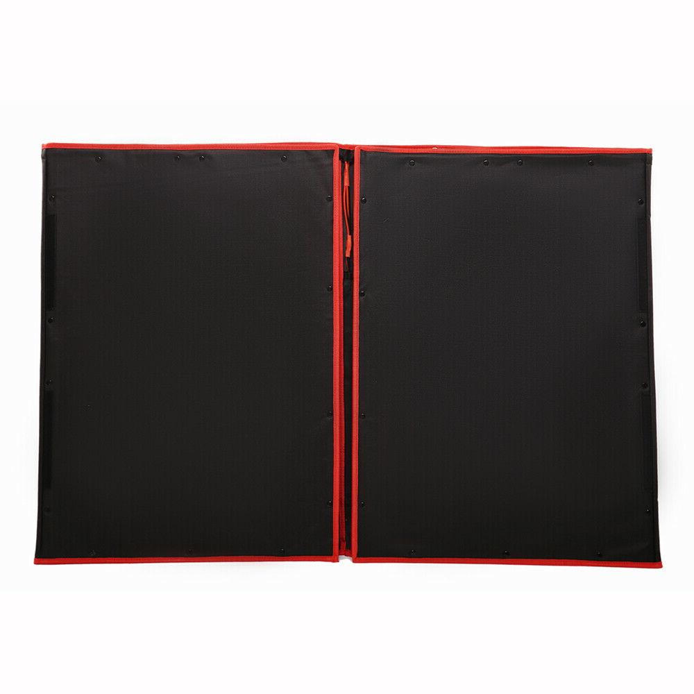 200W Portable Panel + For