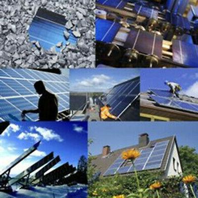 10W 18V Solar Panel Battery For