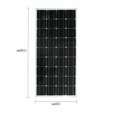 10W -70W 18V Solar Battery For Boat