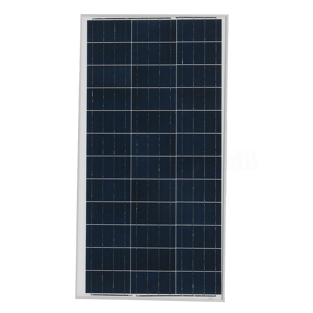 10W Solar Battery For 12V Boat RV