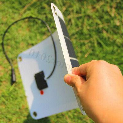 25W 12V/5V Solar Kit For Charger Boat