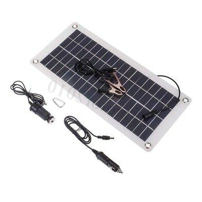 25W Solar For Car Charger Boat
