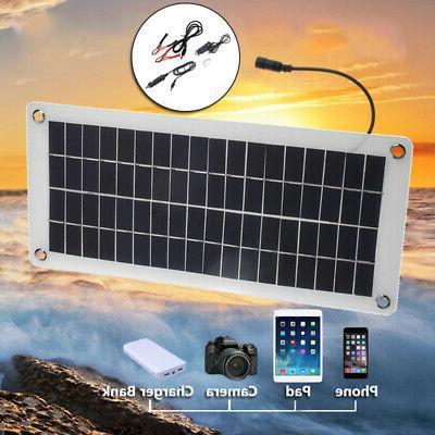 25W Solar Panel For Car Boat