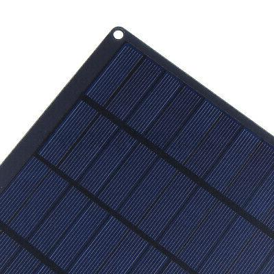 25W Solar Panel Port Charger Camping
