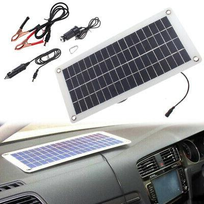 25w 12v car boat yacht solar panel