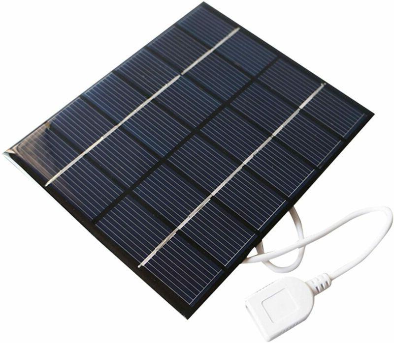 Sunnytech 2W 6V Usb Mini Solar Panel Module Diy Polysilicon