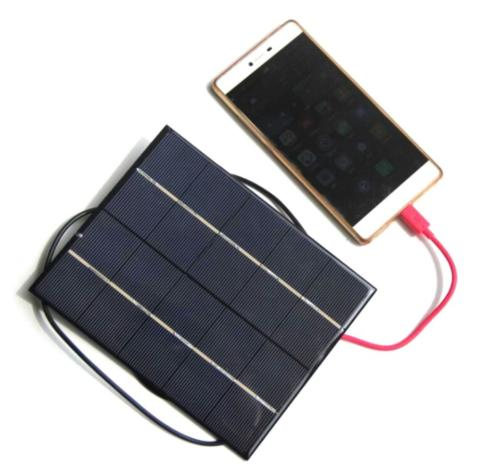 3.5W Panels For Battery