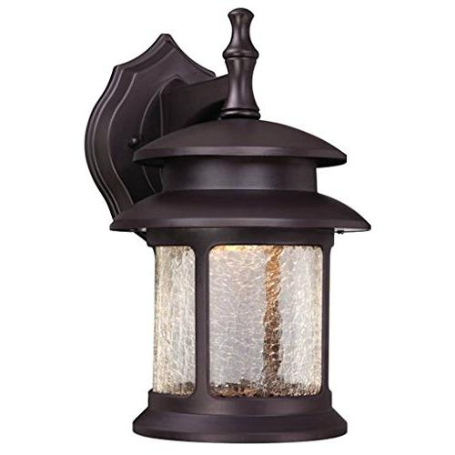 3 light wall lantern
