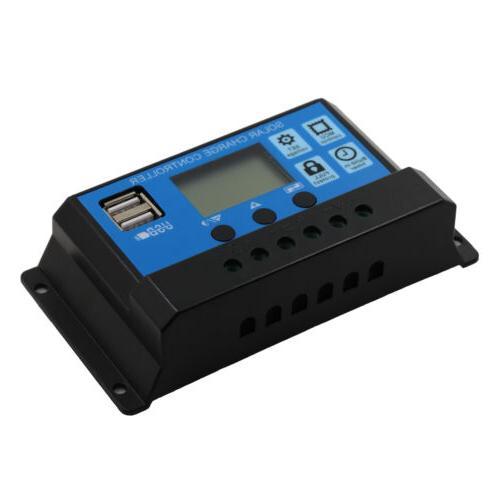 30A 20A Panel Regulator With USB