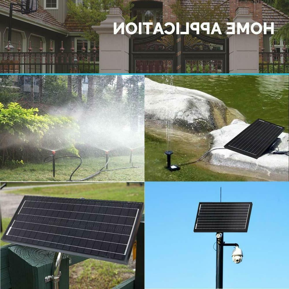 Renogy Solar Panel Panels Power Monocrystalline