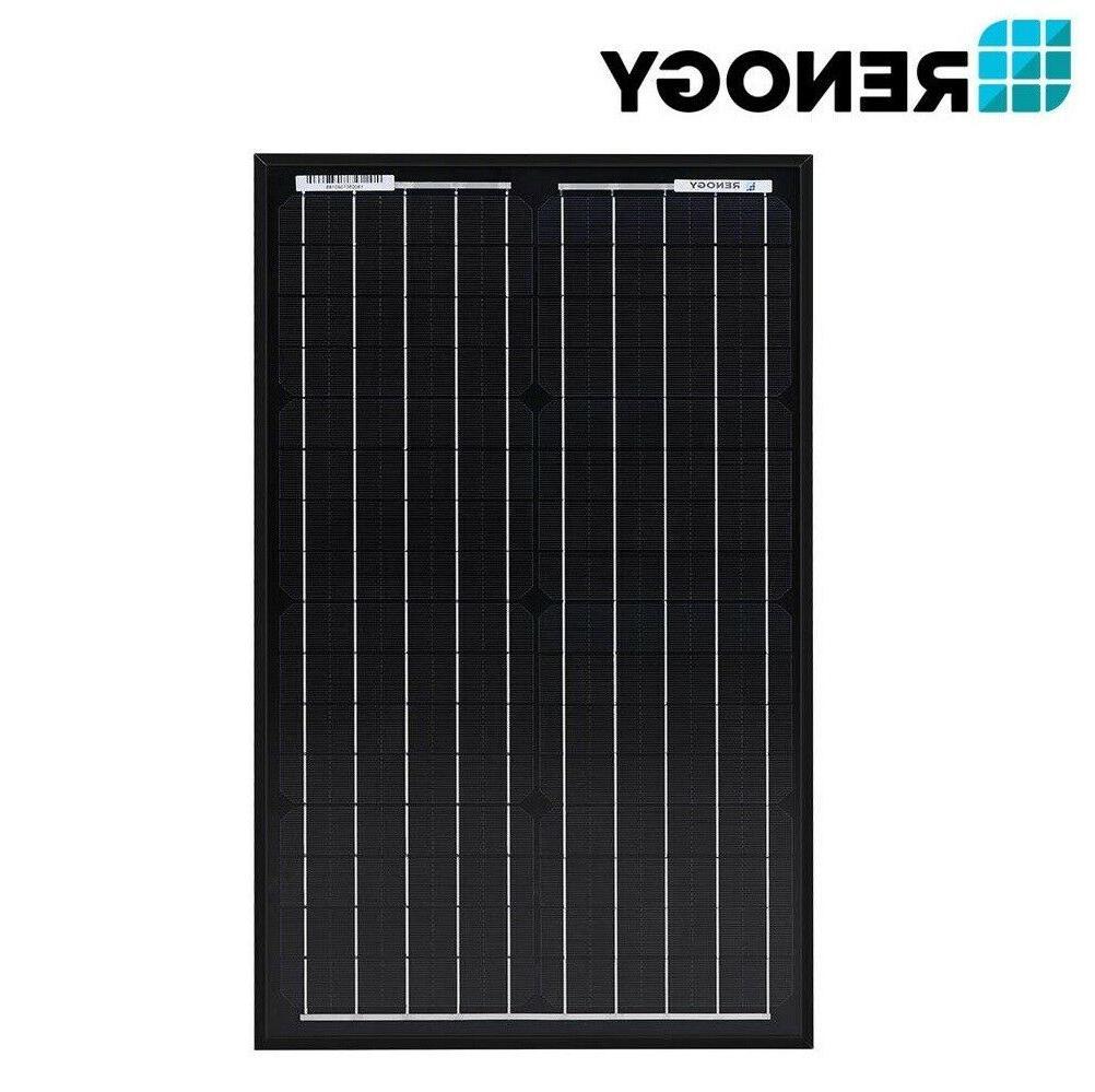 Renogy 30W Watt Solar Panels Grid Power Monocrystalline