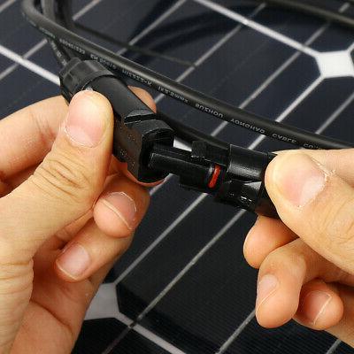 340W/240W 18V Flexible Solar Boat Camping