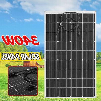 340w 240w 18v flexible monocrystalline solar panel
