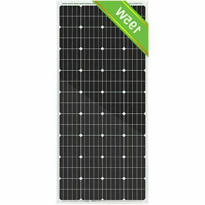 3KW 4KW Tie Solar Panel :195W Monocrystalline Factory