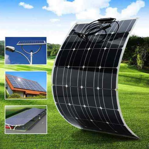 Solar Panel Car/Yacht/Steamship VI