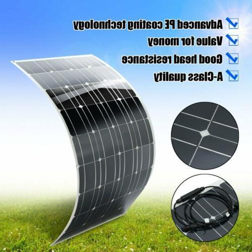 Flexible Panel 18V 100W Power