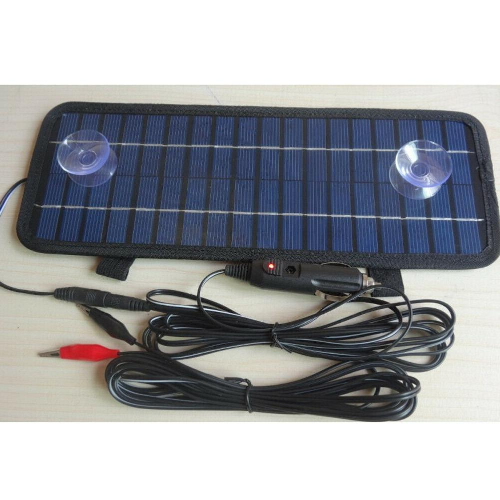 4.5W/12Volt Panel for Car Motorcycle