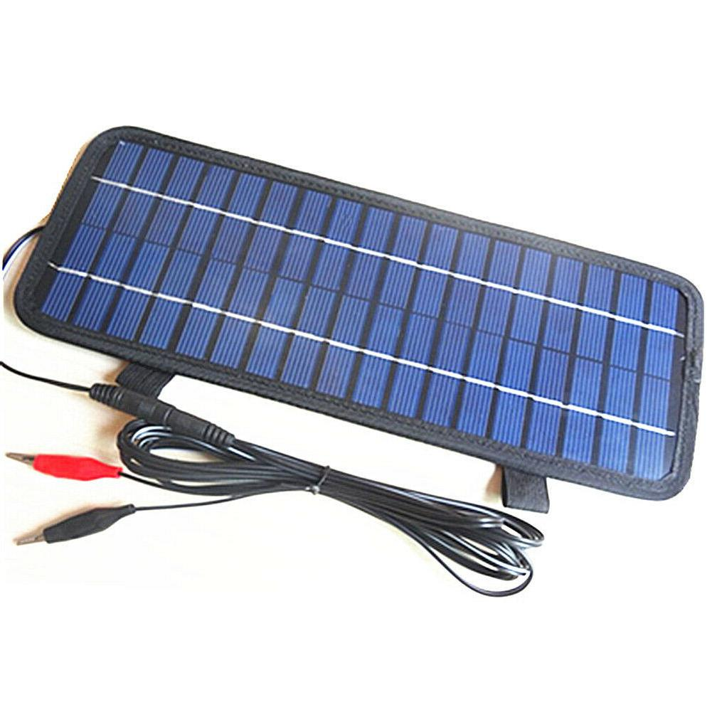 4.5W/12Volt Panel Battery Charger for Car