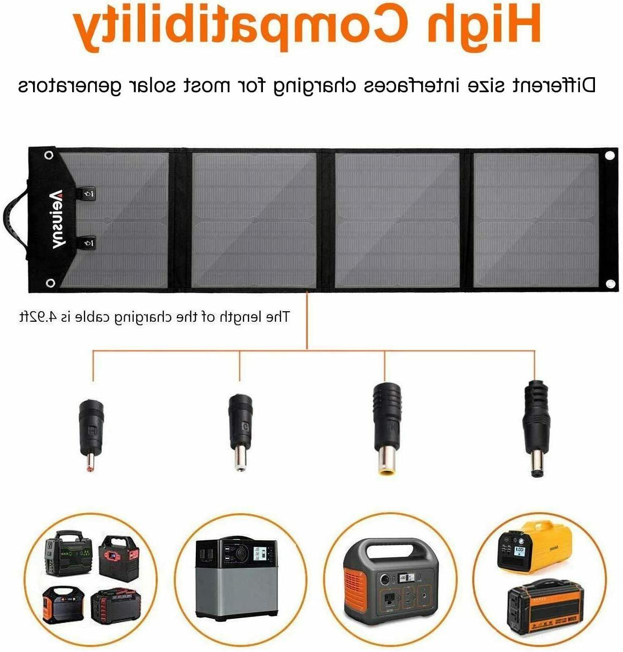 4 Foldable Portable Charger Suaoki/Jackery/Webetop Portable