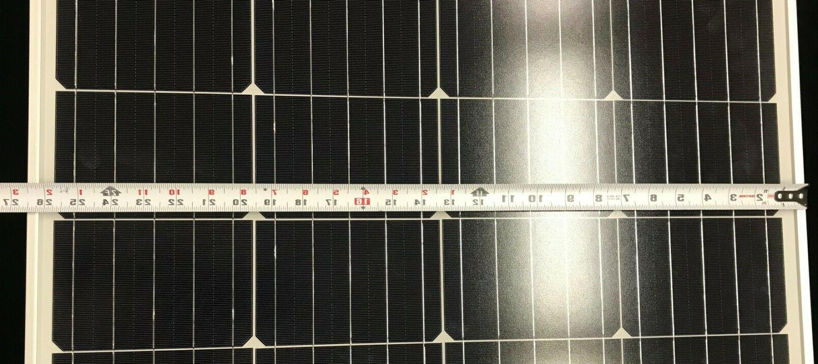 400 Watt Panels, 4# RV, 12 volt, lot,