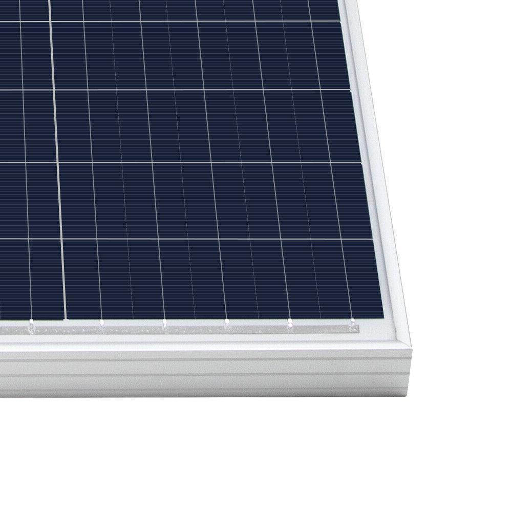 HQST 100W Solar Panel 200W Grid RV