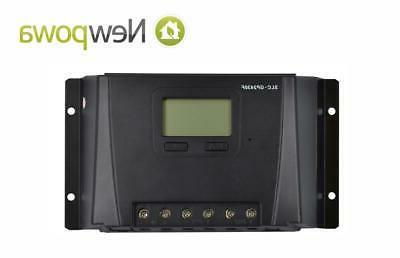 Newpowa 400W Monocrystalline Charging Kit