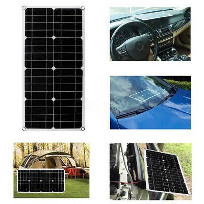 40W Solar Battery Cell Module Boat Outdoor