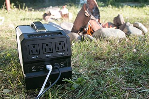 ExpertPower Solar Kit Flexible Solar Camping Outdoor